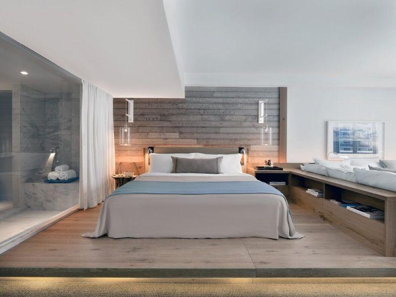 Unique Bedroom Interiors By New York's Top Interior Designers top interior designers Unique Bedroom Interiors By New York's Top Interior Designers Meyer Davis Studio Inc