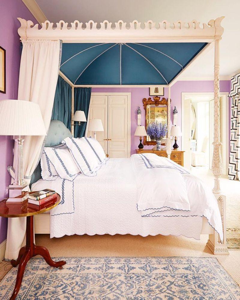 Sleeping In A Fairytale: 10 Bold Bedroom Design Projects By Miles Redd miles redd Sleeping In A Fairytale: 10 Bold Bedroom Design Projects By Miles Redd Sleeping In A Fairytale 10 Bold Bedroom Design Projects By Miles Redd 1
