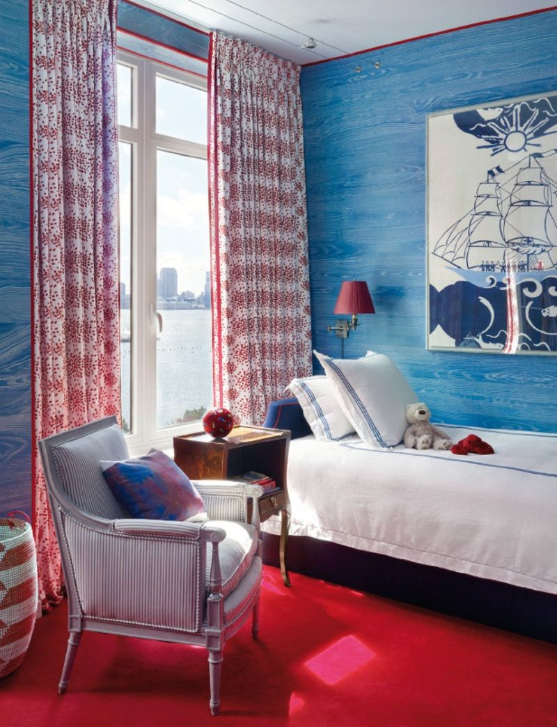 Sleeping In A Fairytale: 10 Bold Bedroom Design Projects By Miles Redd miles redd Sleeping In A Fairytale: 10 Bold Bedroom Design Projects By Miles Redd Sleeping In A Fairytale 10 Bold Bedroom Design Projects By Miles Redd 3