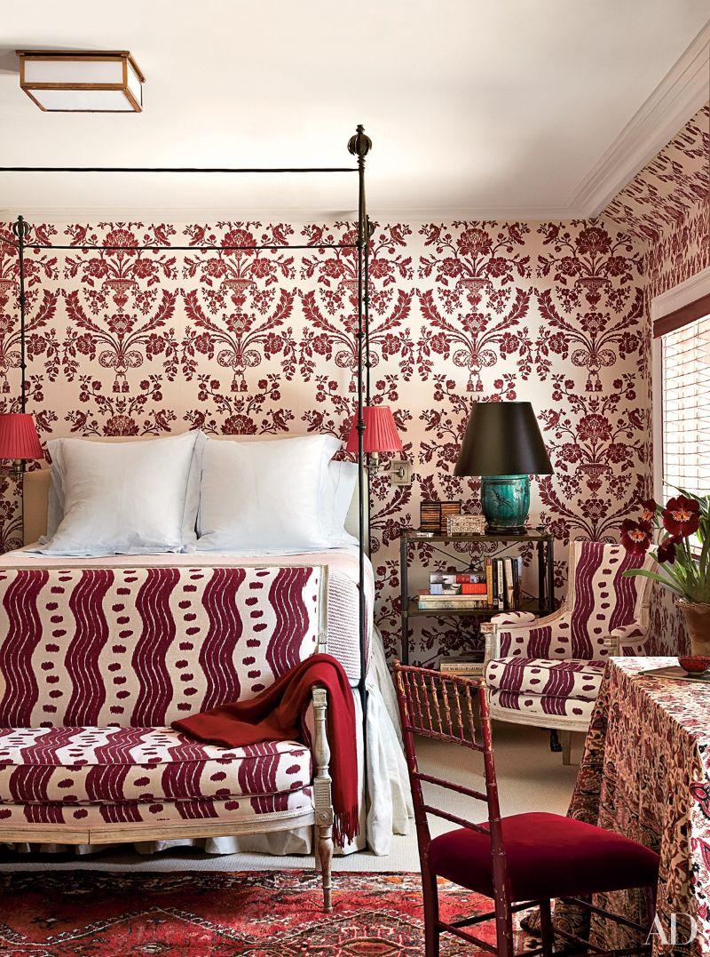Sleeping In A Fairytale: 10 Bold Bedroom Design Projects By Miles Redd miles redd Sleeping In A Fairytale: 10 Bold Bedroom Design Projects By Miles Redd Sleeping In A Fairytale 10 Bold Bedroom Design Projects By Miles Redd 8
