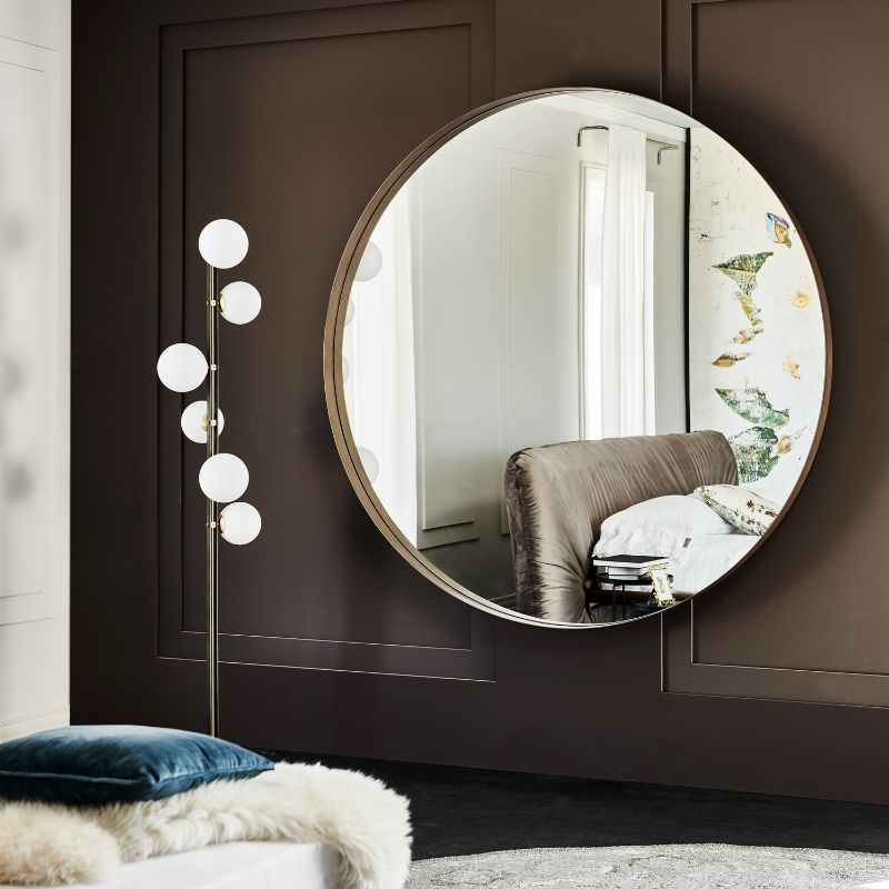Expand Your Bedroom With Luxury Mirrors By Cattelan Italia cattelan italia Expand Your Bedroom With Luxury Mirrors By Cattelan Italia Wish Magnum