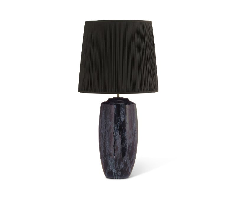 Tangible Pieces Of Magic: Unique Bedroom Table Lamps By Porta Romana porta romana Tangible Pieces Of Magic: Unique Bedroom Table Lamps By Porta Romana FLASK LAMP 1