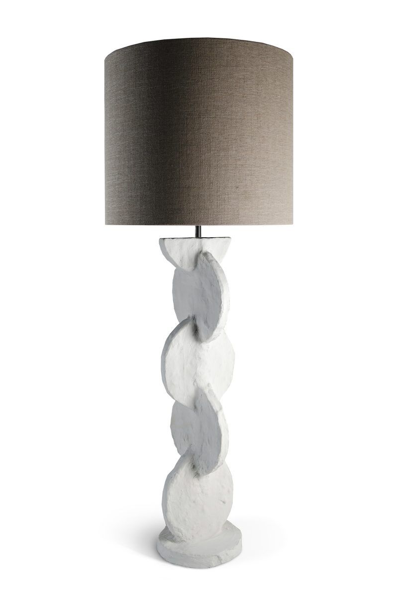 Tangible Pieces Of Magic: Unique Bedroom Table Lamps By Porta Romana porta romana Tangible Pieces Of Magic: Unique Bedroom Table Lamps By Porta Romana OTHELLO LAMP 1