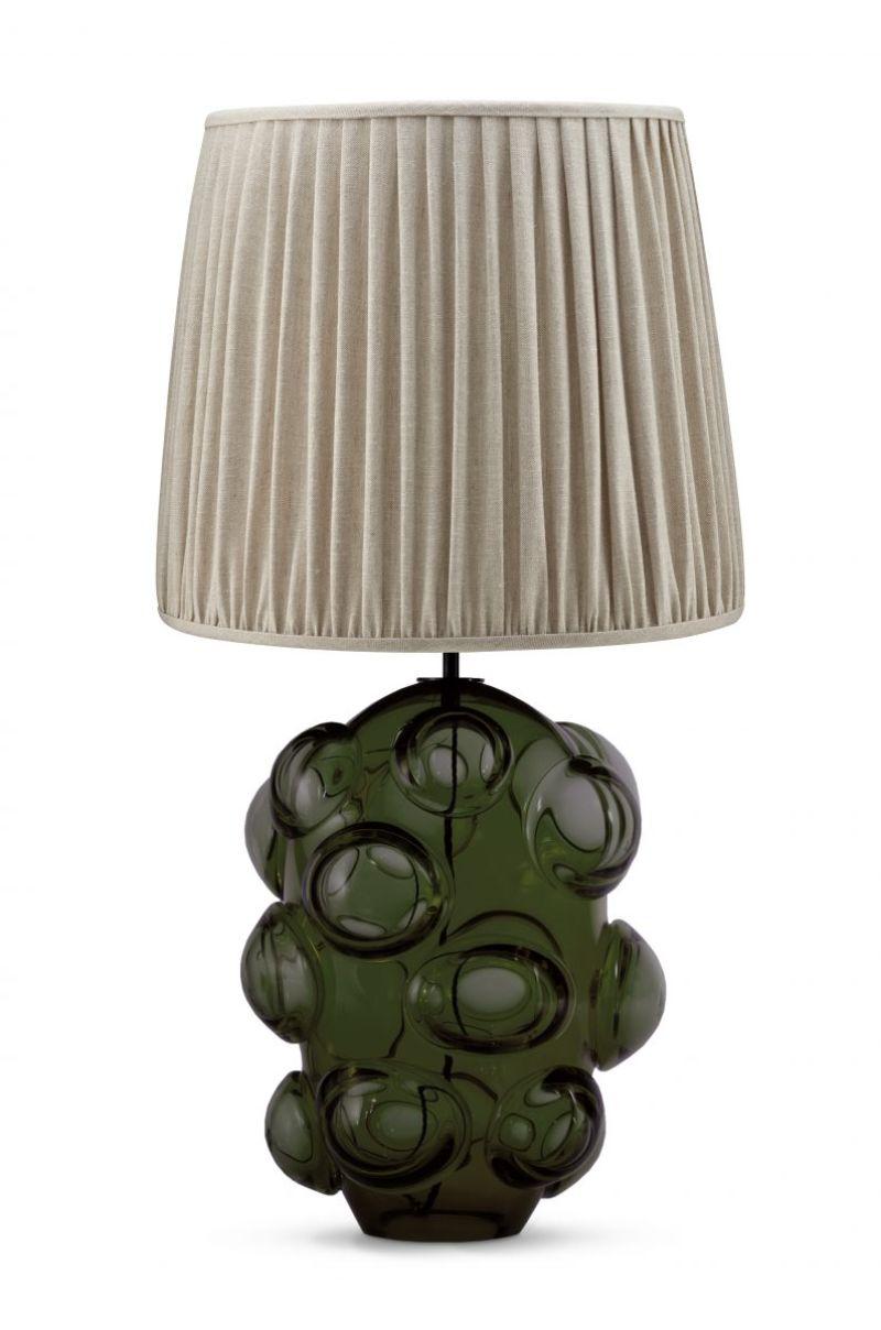 Tangible Pieces Of Magic: Unique Bedroom Table Lamps By Porta Romana porta romana Tangible Pieces Of Magic: Unique Bedroom Table Lamps By Porta Romana ZELDA LAMP 1