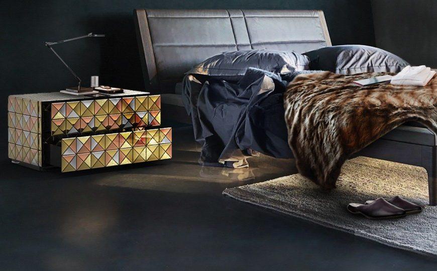 master bedroom ideas Master Bedroom Ideas Nightstand Ideas To Upgrade Your Luxury Bedroom Design ft 870x540