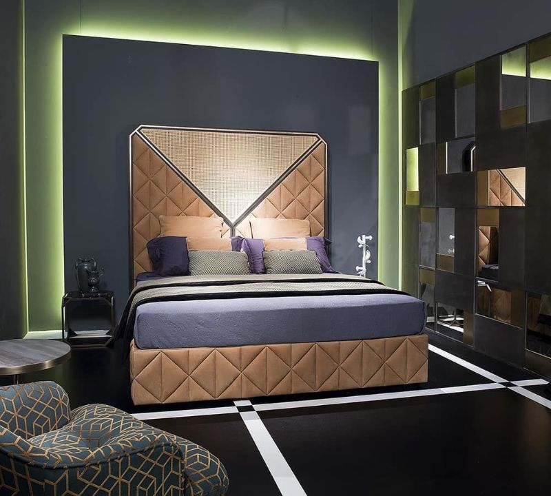 Elegant and Unique Beds – A selection of Fratelli Boffi Collection