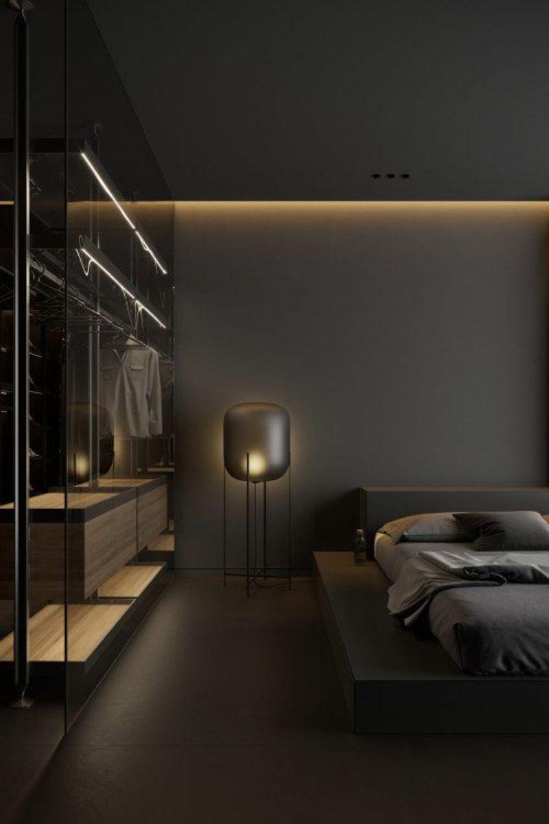 Lightning Ideas For a Modern Bedroom Design bedroom design Lighting Ideas For a Modern Bedroom Design 8b1df42a85c9adc1fb3b878ef06b79ae
