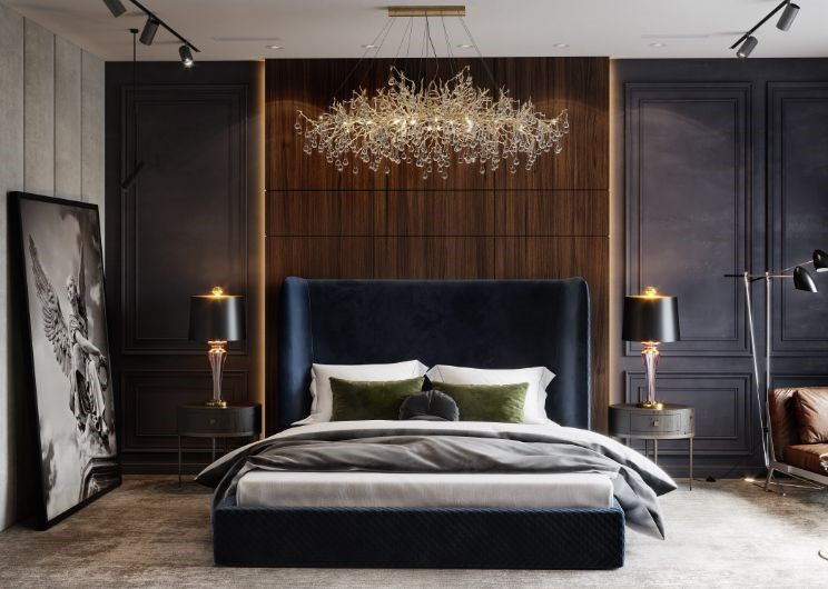 5 Ways To Make Your Modern Bedroom Look More Luxurious modern bedroom 5 Ways To Make Your Modern Bedroom Look More Luxurious Contemporary Bedroom Designs That Will Help You Rest In Style 17