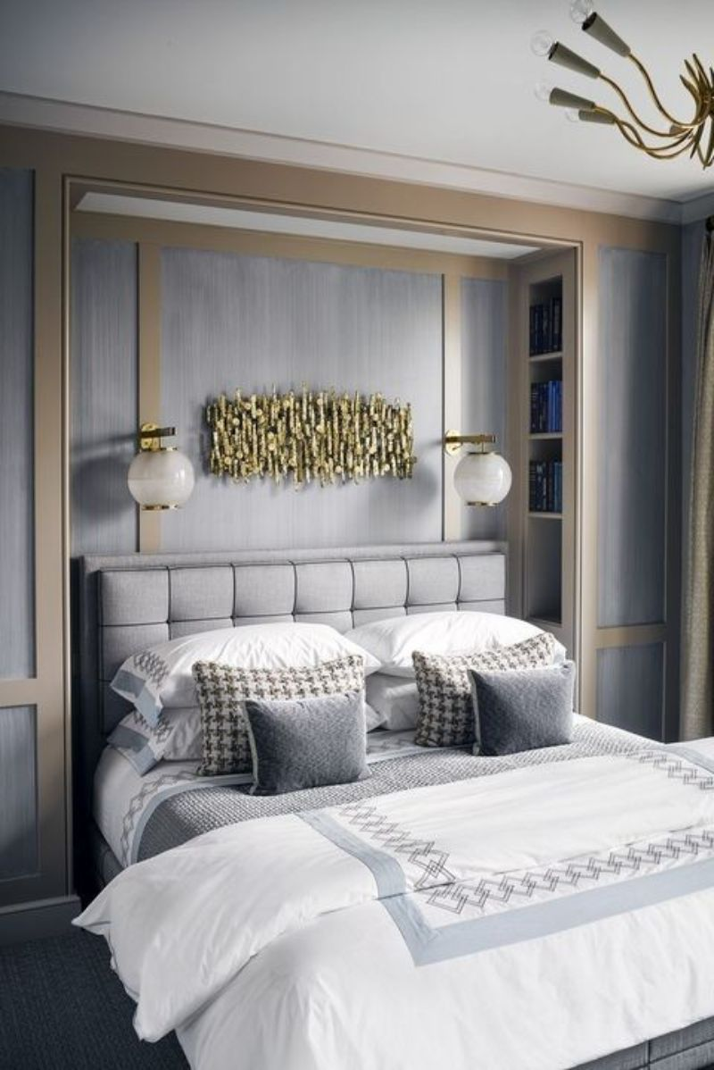 Lightning Ideas For a Modern Bedroom Design bedroom design Lighting Ideas For a Modern Bedroom Design bedroom lighting ideas3 1517330235