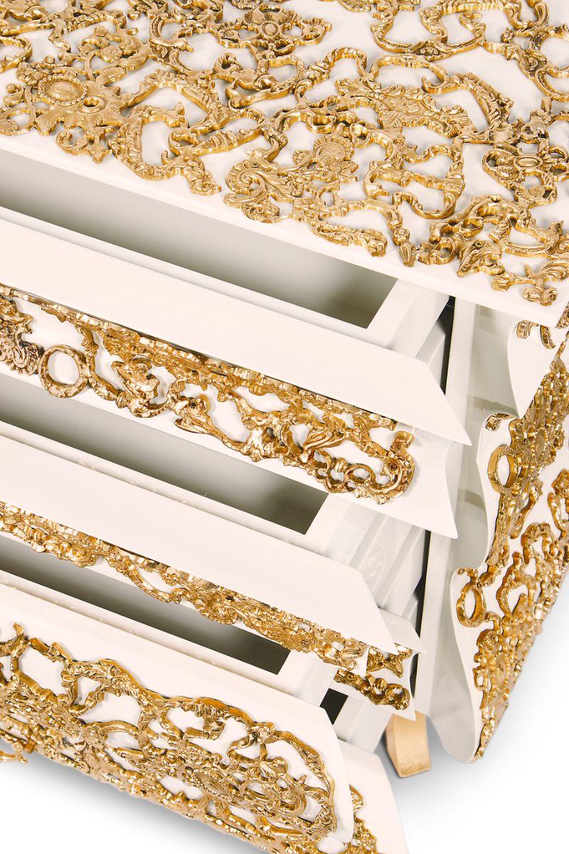 Luxury Nightstands by Boca do Lobo To Upgrade Your Bedroom Design  luxury nightstand Luxury Nightstands by Boca do Lobo To Upgrade Your Bedroom Design crochet 6 1
