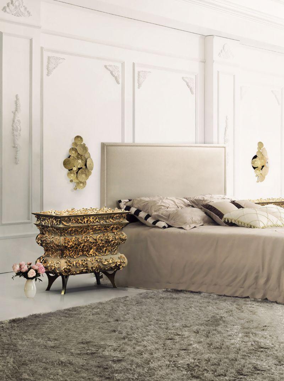 Lightning Ideas For a Modern Bedroom Design bedroom design Lighting Ideas For a Modern Bedroom Design crochet chest 12