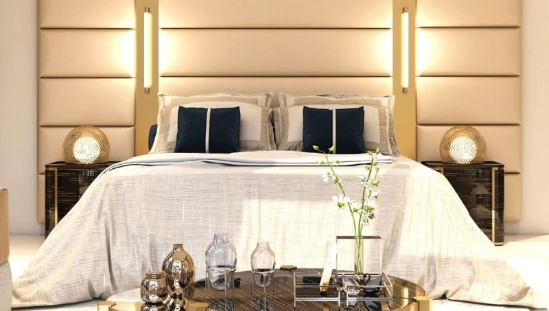 Top Luxury Furniture Brands For A Modern Bedroom You Need to Know  luxury furniture brand Top Luxury Furniture Brands For A Modern Bedroom You Need to Know la maison fendi panama 20 main room 1