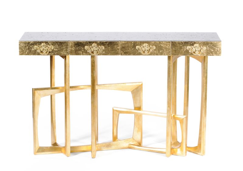 Luxury Console Tables By Boca Do Lobo To Improve Your Master Bedroom luxury console table Luxury Console Tables By Boca Do Lobo To Improve Your Master Bedroom metropolis 01
