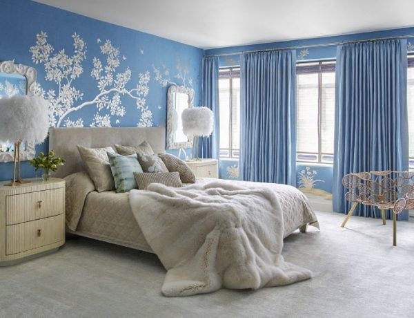 Ideas To Design A Luxury Guest Bedroom To Impress Your Guests guest bedroom Ideas To Design A Luxury Guest Bedroom To Impress Your Guests ParkAveApt2 kelly behun 2 2 600x460