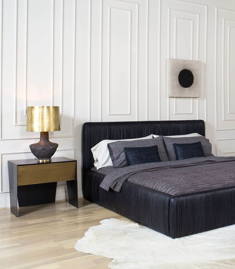 10 Luxury Bedside Tables To Warm Your Bedroom For This Winter luxury bedside table 10 Luxury Bedside Tables To Warm Your Bedroom For This Winter d516f100f53d0d78149548589995413a 1