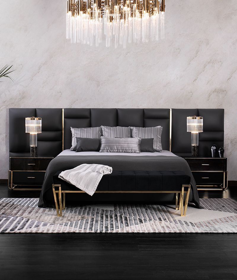 10 Luxury Bedside Tables To Warm Your Bedroom For This Winter luxury bedside table 10 Luxury Bedside Tables To Warm Your Bedroom For This Winter img 5 1
