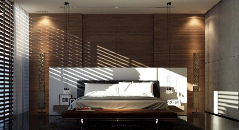 10 Elegant yet Simple Bedroom Designs simple bedroom design 10 Elegant yet Simple Bedroom Designs modern simple master bedroom inspiration ideas bedroom decor 1