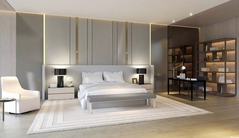 10 Elegant yet Simple Bedroom Designs simple bedroom design 10 Elegant yet Simple Bedroom Designs simple charming bedroom design ideas master bedroom design modern bedroom decor 1