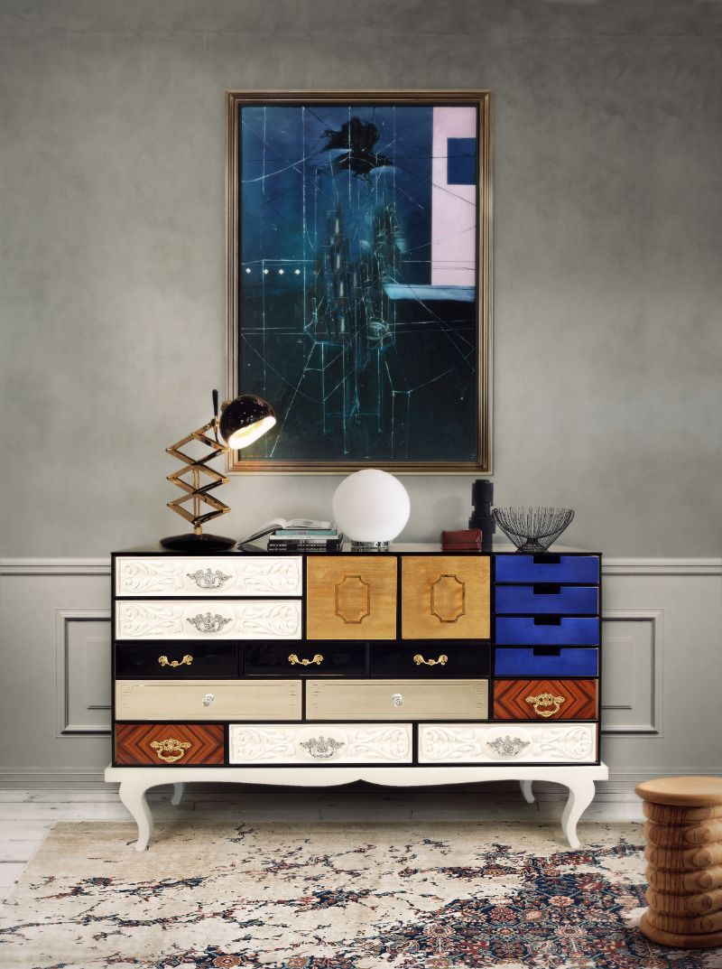 Our Top Modern Sideboards To Complement Your Bedroom Design  modern sideboard Our Top Modern Sideboards To Complement Your Bedroom Design soho 1