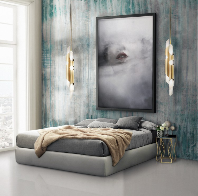 Decorating Ideas To Achieve A Sexy Bedroom By Top Interior Designers sexy bedroom Decorating Ideas To Achieve A Sexy Bedroom By Top Interior Designers Luxury bedroom wall lights 1