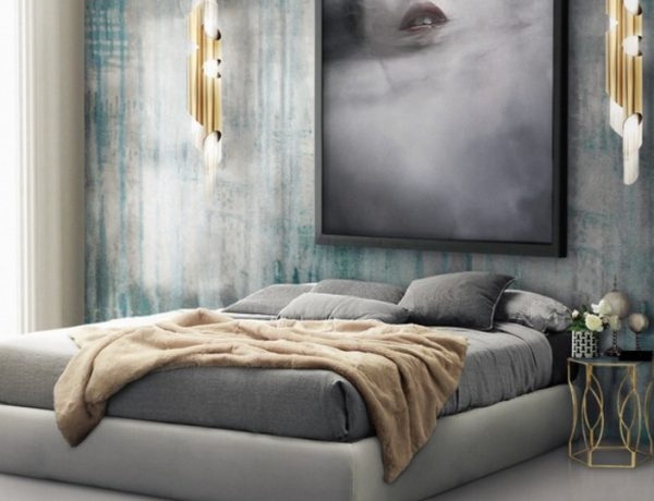 Decorating Ideas To Achieve A Sexy Bedroom By Top Interior Designers sexy bedroom Decorating Ideas To Achieve A Sexy Bedroom By Top Interior Designers Luxury bedroom wall lights 2 600x460