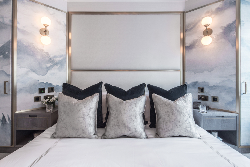 Our Favourite Master Bedroom By Top Interior Designers master bedroom Our Favourite Master Bedroom By Top Interior Designers 075 43 Montpelier Square Completion HR 44 2