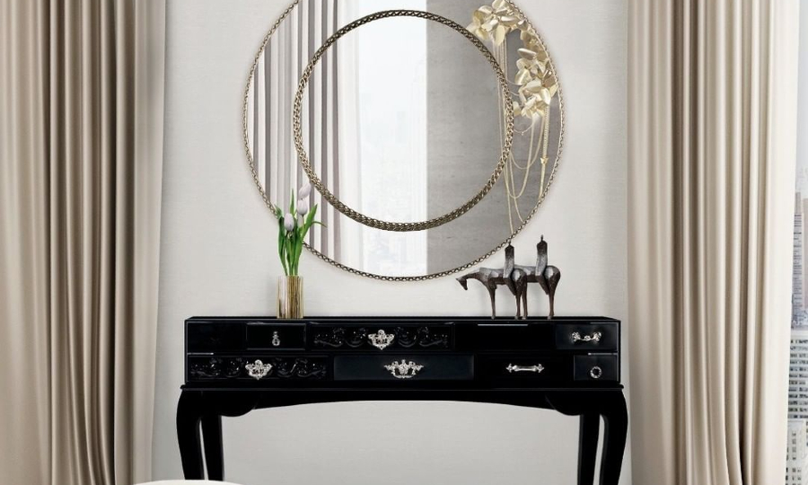 Elegance In The Master Bedroom - 10 Luxury Console Tables luxury console table Elegance In The Master Bedroom – 10 Luxury Console Tables 118810255 211317653674985 6702677547655960559 n 2