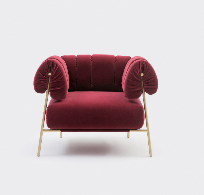 Modern Armchairs That Will Steal The Show In Your Bedroom Design modern armchair Modern Armchairs That Will Steal The Show In Your Bedroom Design 15610438446 5721 2
