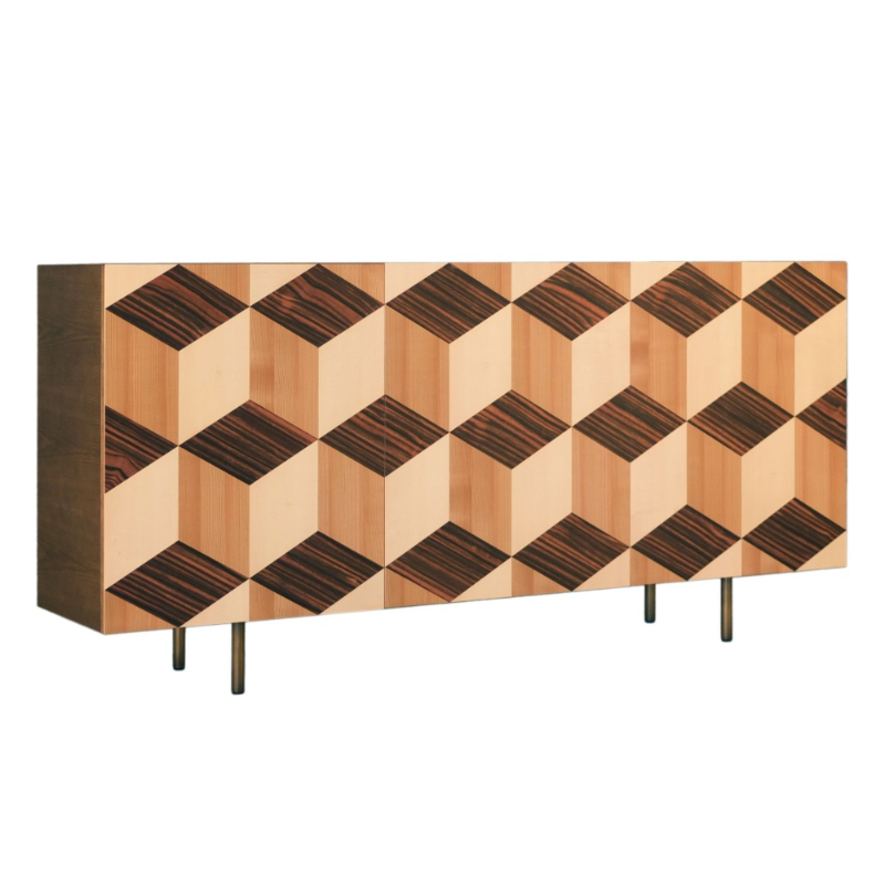 25 Modern Cabinets To Give A Special Touch To Your Master Bedroom modern cabinet 25 Modern Cabinets To Give A Special Touch To Your Master Bedroom 1709 credenza veronese 012 1