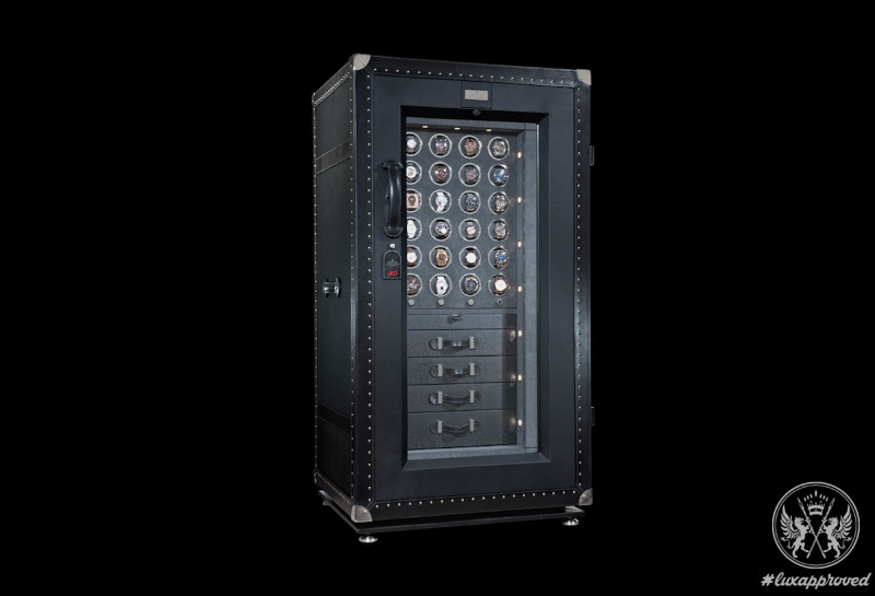 Most Wanted  Luxury Safes For An Imposing Master Bedroom luxury safe Most Wanted  Luxury Safes For An Imposing Master Bedroom LuxExpose Dottling The Gallery 5 1