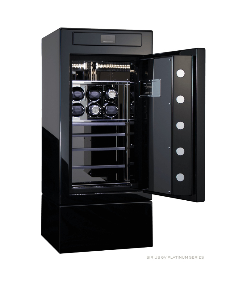 Most Wanted  Luxury Safes For An Imposing Master Bedroom luxury safe Discover Our Picks For Exclusive Luxury Safes Designs Stockinger Tresore Sirius Copy 18 1