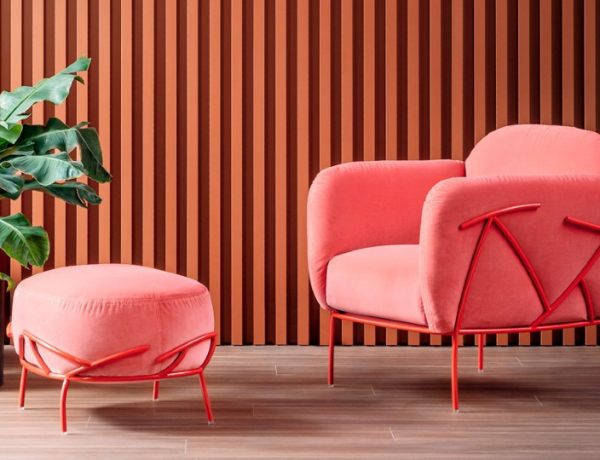 Modern Armchairs That Will Steal The Show In Your Bedroom Design