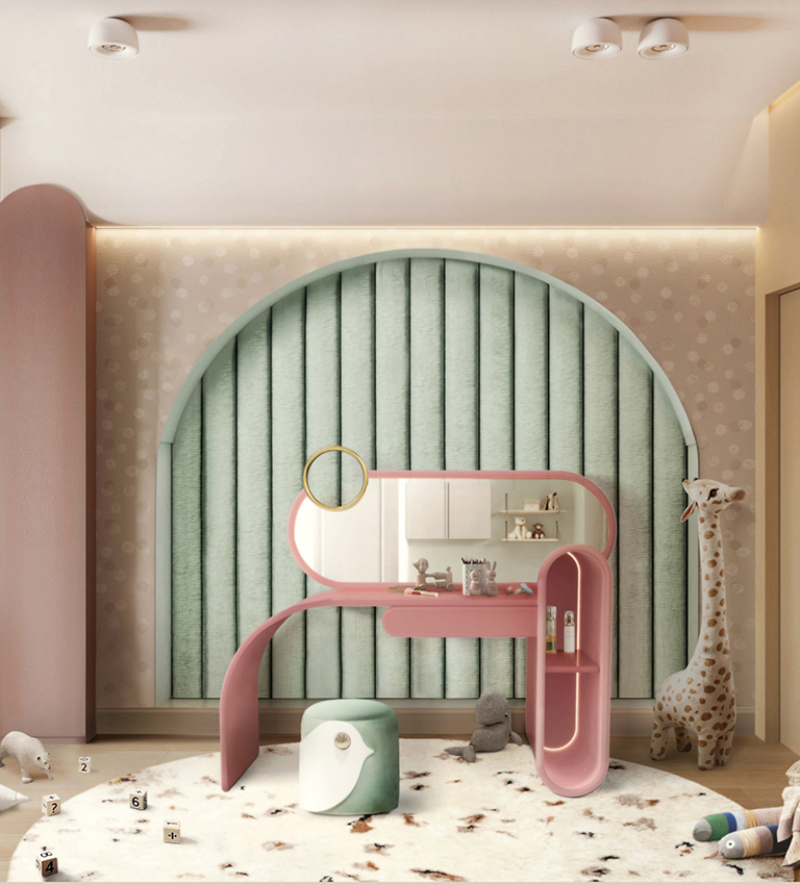 A Selection Of Dressing Tables That Will Catch All The Attention dressing table A Selection Of Dressing Tables That Will Catch All The Attention bubble gum dressing table circu magical furniture 1 1