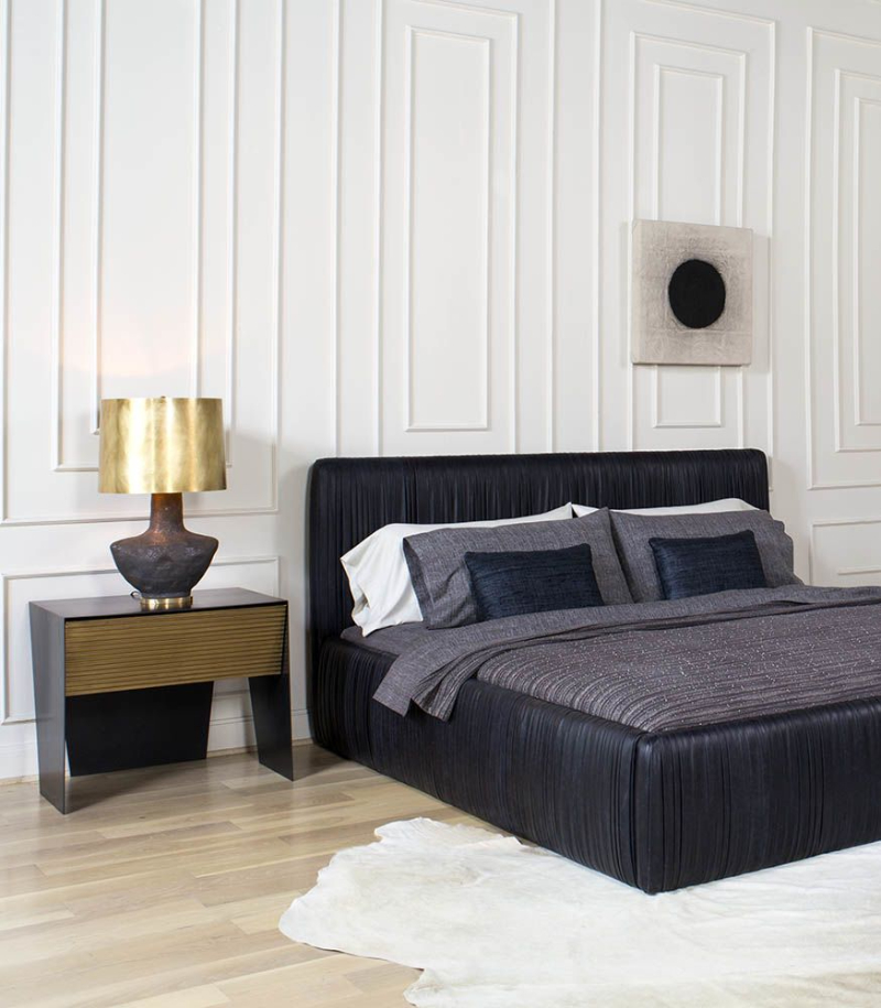 The Ultimate Selection Of Modern Headboards For A Marvellous Bedroom modern headboards Modern Headboards For A Sublime And Luxury Design d516f100f53d0d78149548589995413a 1