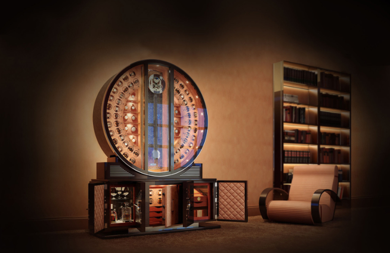 Most Wanted  Luxury Safes For An Imposing Master Bedroom luxury safe Discover Our Picks For Exclusive Luxury Safes Designs doettling grandcircle hg 1