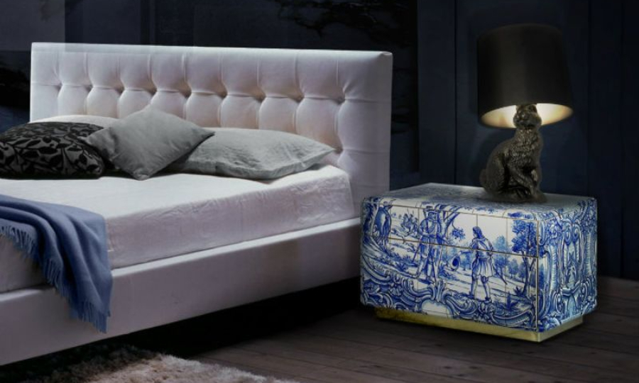 Colorful Nightstands To Pop Some Color And Attitude In Your Bedroom colorful nightstand Colorful Nightstands To Pop Some Color And Attitude In Your Bedroom heritage nightstand 05 1