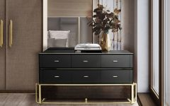 A Selection Of Black Furniture For Dark Master Bedrooms Lovers