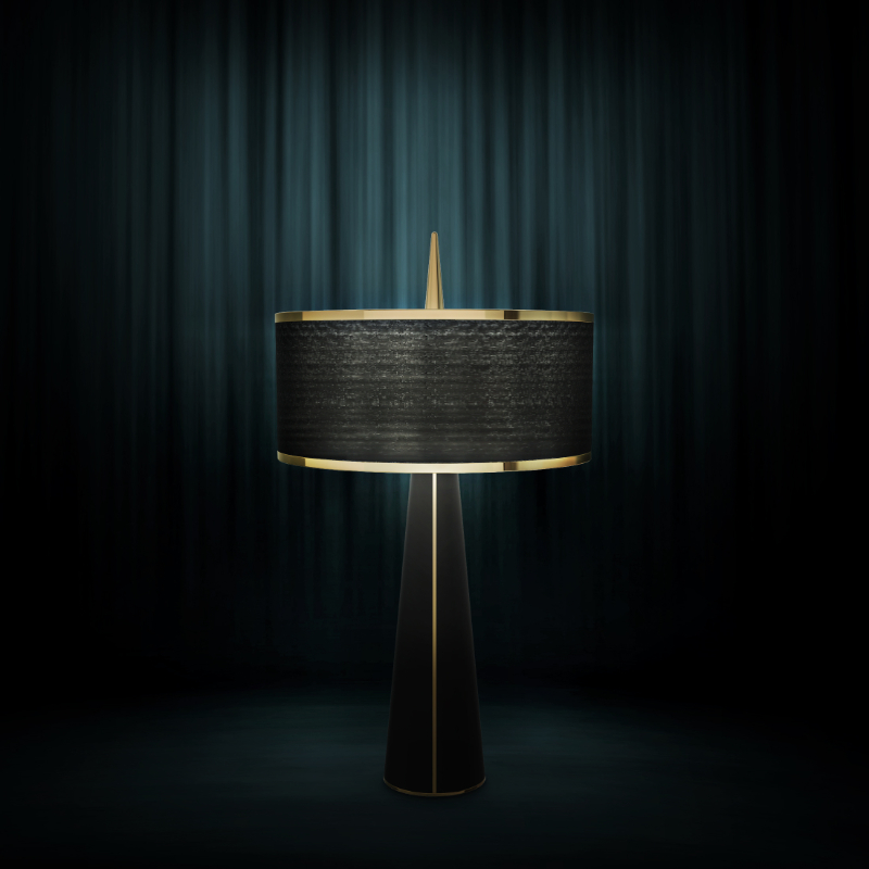 Elegant Table Lamps To Make Your Bedside Table Look Even More Stylish table lamp Elegant Table Lamps To Make Your Bedside Table Look Even More Stylish needle 1