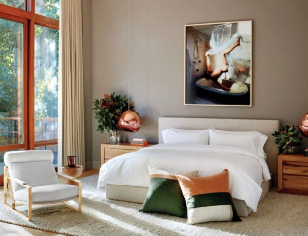 Our Favourite Master Bedroom By Top Interior Designers master bedroom Our Favourite Master Bedroom By Top Interior Designers ricky martin home1 2 600x460
