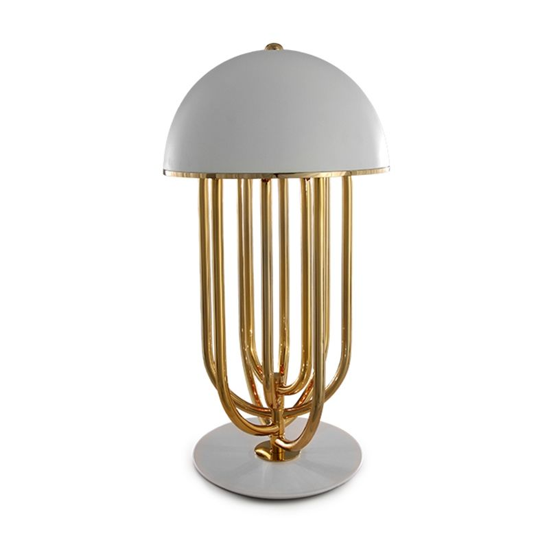 Elegant Table Lamps To Make Your Bedside Table Look Even More Stylish