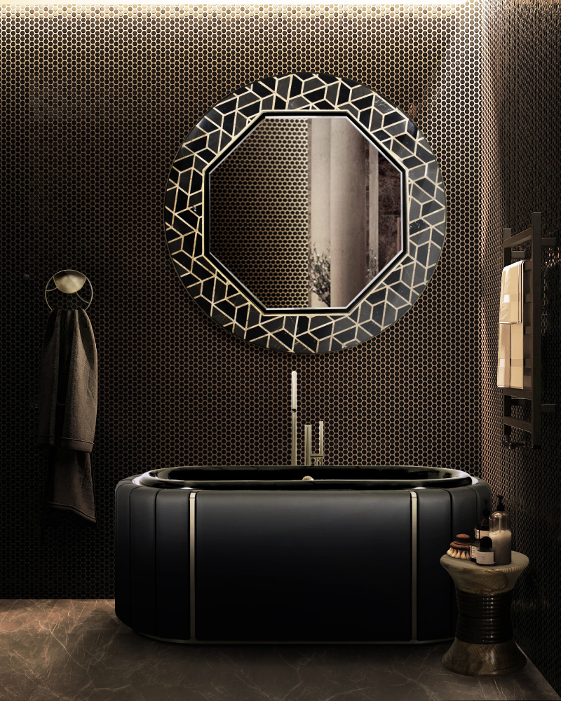 Elevate Your Master Bedroom – Luxury Bathtubs That Will Steal The Show luxury bathtubs Luxury Bathtubs With Extraordinary Designs 129 1 1