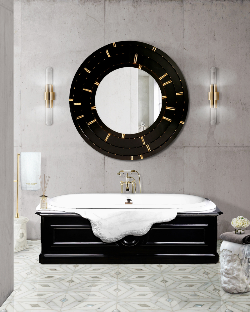 Elevate Your Master Bedroom – Luxury Bathtubs That Will Steal The Show luxury bathtubs Luxury Bathtubs With Extraordinary Designs 85 1 1
