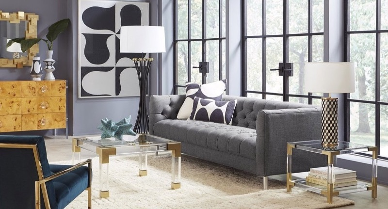 20 Floor Lamps That Will Transform Your Space floor lamp 20 Floor Lamps That Will Transform Your Space Biarritz 1