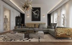 Step Inside A Luxury Penthouse In The Heart Of Paris By Boca Do Lobo