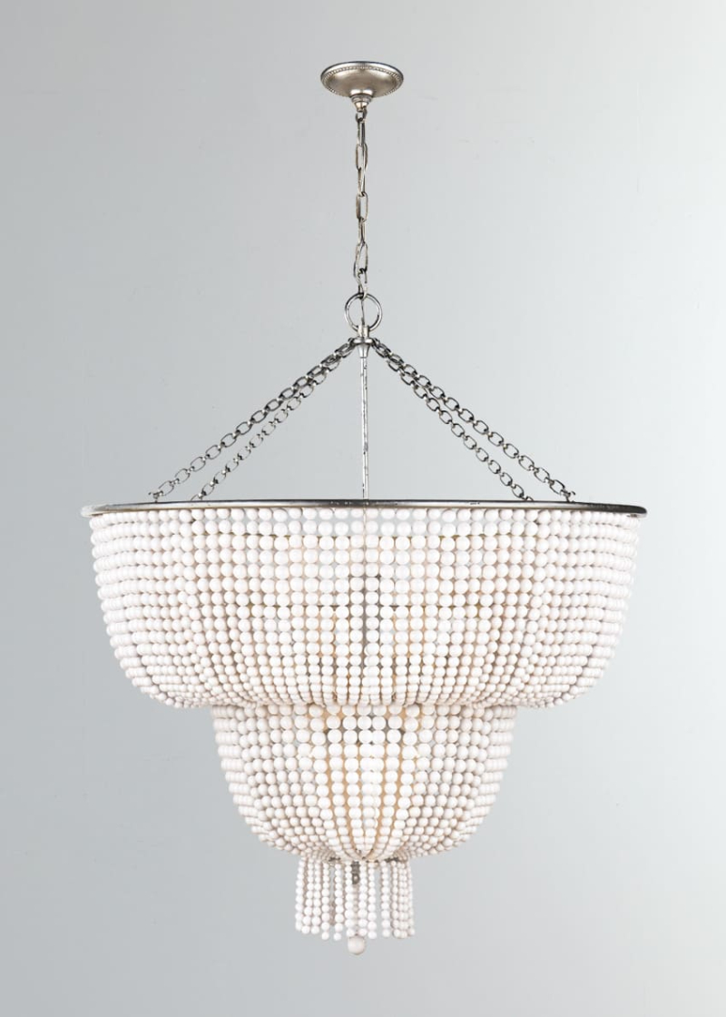 25 Suspension Lamps Ideas You Need To See suspension lamp 25 Suspension Lamps Ideas You Need To See aerin jacqueline two tier chandeli suspension lamps Suspensions Lamps That Bring An Artsy Flair Into Your Home aerin jacqueline two tier chandeli
