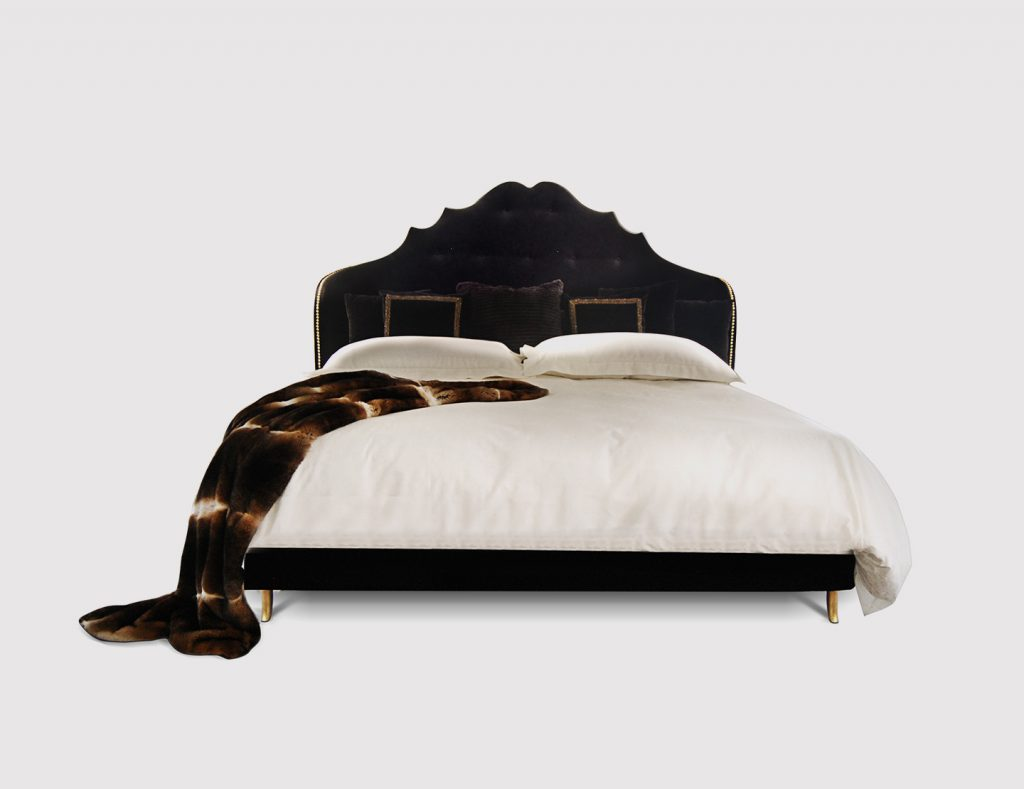 20 Amazing Luxury Beds For Your Opulent Home luxury bed 20 Amazing Luxury Beds For Your Opulent Home alexia 1024x789