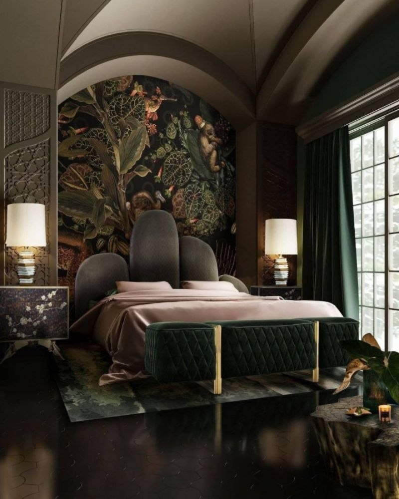 10 Most Classic and Glorious  Bedroom Design made in Portugal bedroom design 10 Most Classic and Glorious  Bedroom Design Made In Portugal brabbu bedroom