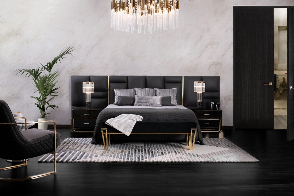 20 Amazing Luxury Beds For Your Opulent Home luxury bed 20 Amazing Luxury Beds For Your Opulent Home chateau 1024x683