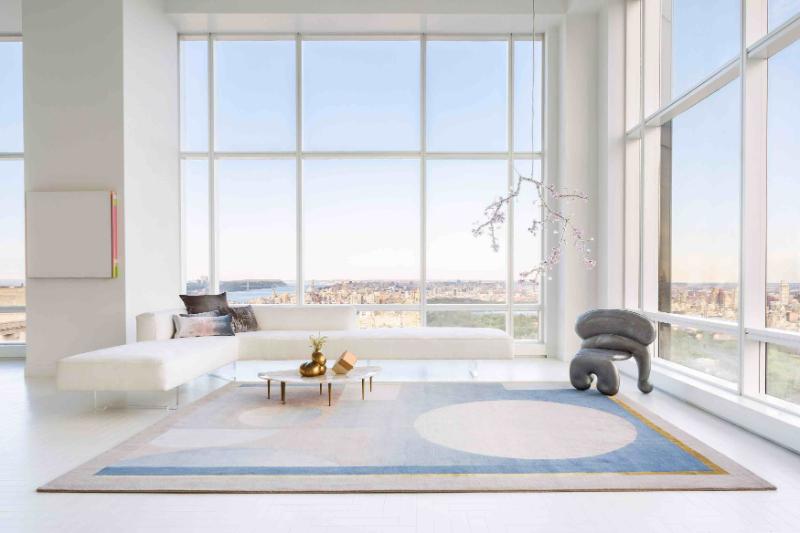 The Best Luxury Rugs For A Stunning Bedroom Design luxury rug The Best Luxury Rugs For A Stunning Bedroom Design dc behun eclipse landscape r copy 1586183009 1