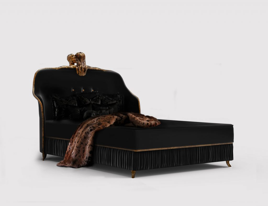 20 Amazing Luxury Beds For Your Opulent Home